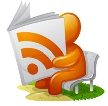 Read in your own time with RSS