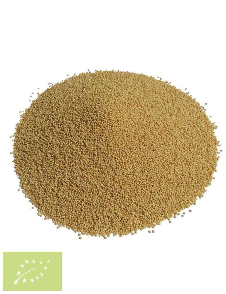 Organic, Amaranth Seed