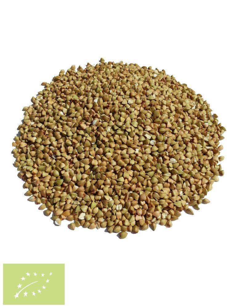 Organic, Buckwheat