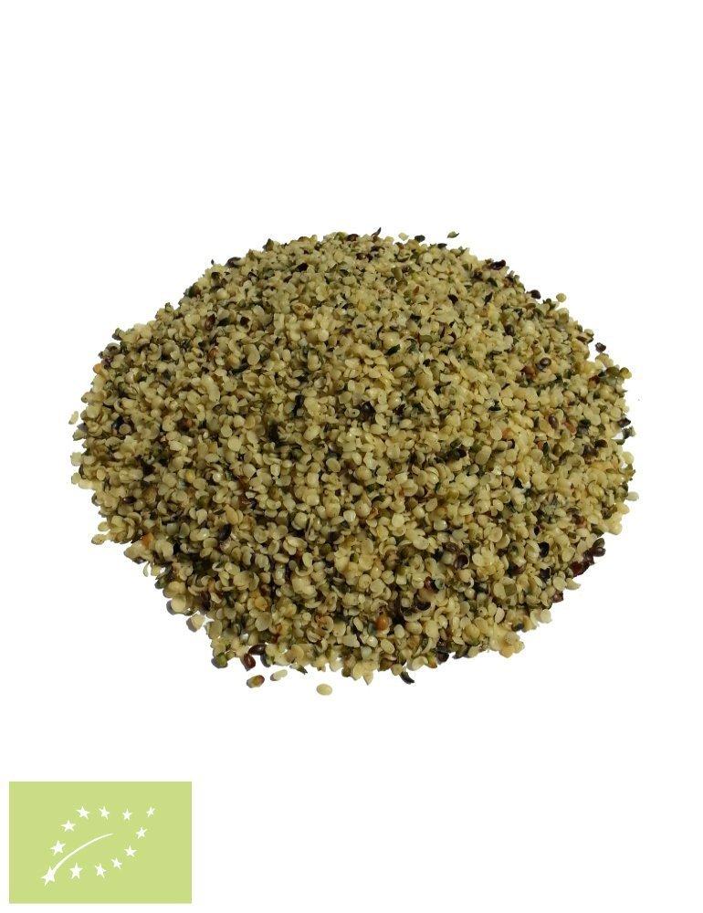 Organic, Hemp Seeds, Shelled