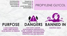 Cosmetic Toxins - Propylene Glycol