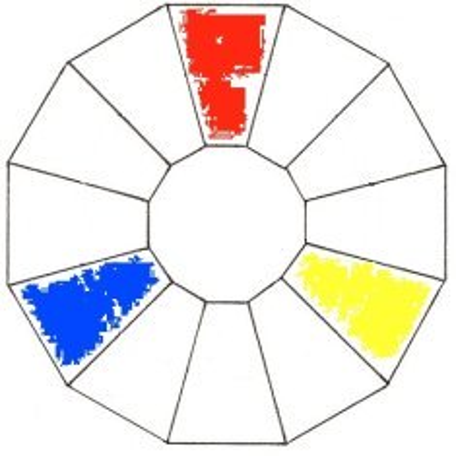RYB Primary Colors
