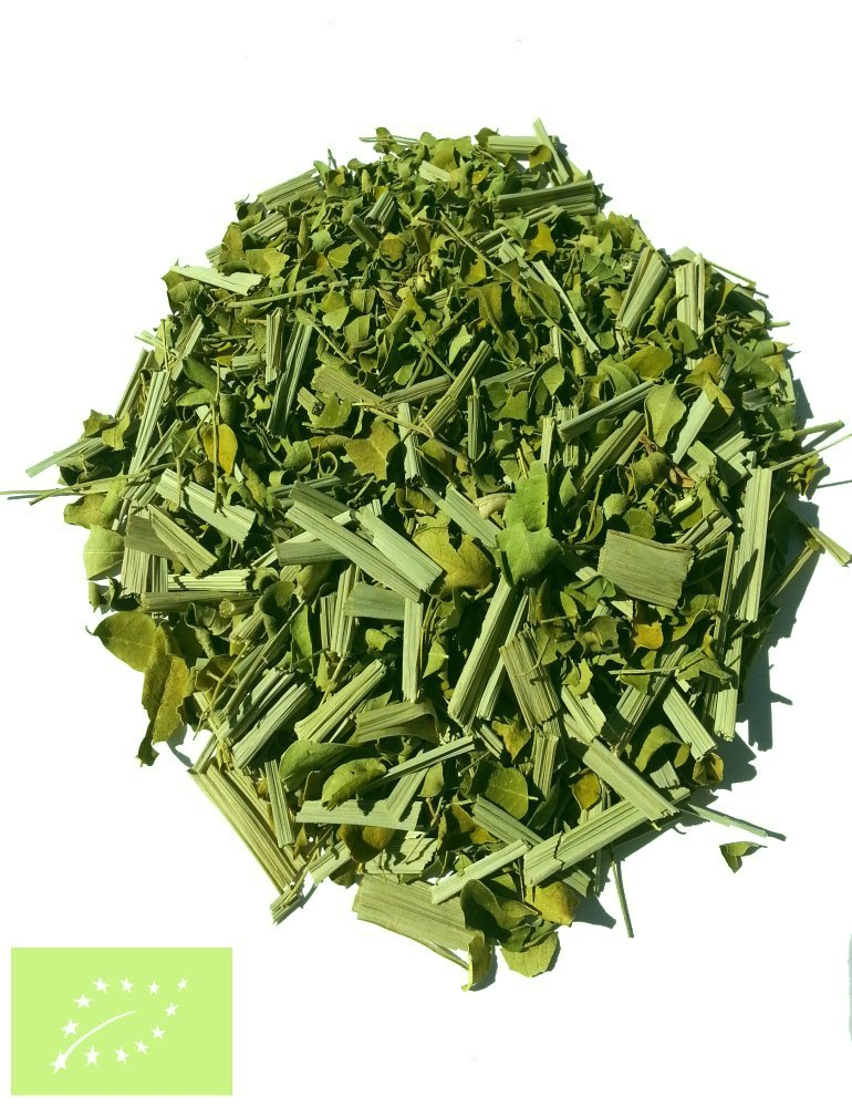Organic, Moringa & Lemongrass, Loose Tea Leaves, Infusion