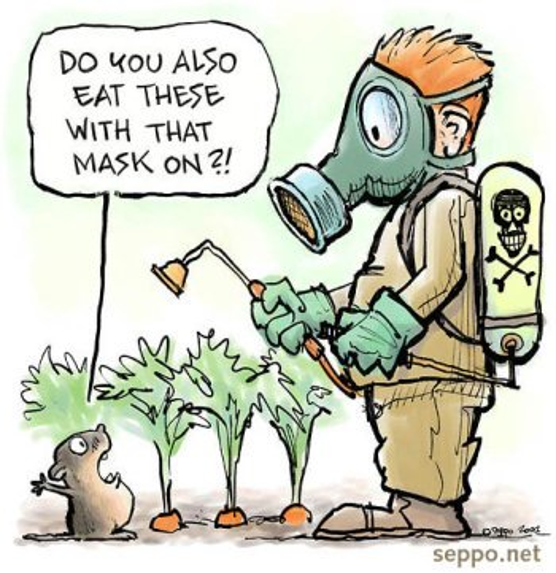 Pesticide Joke