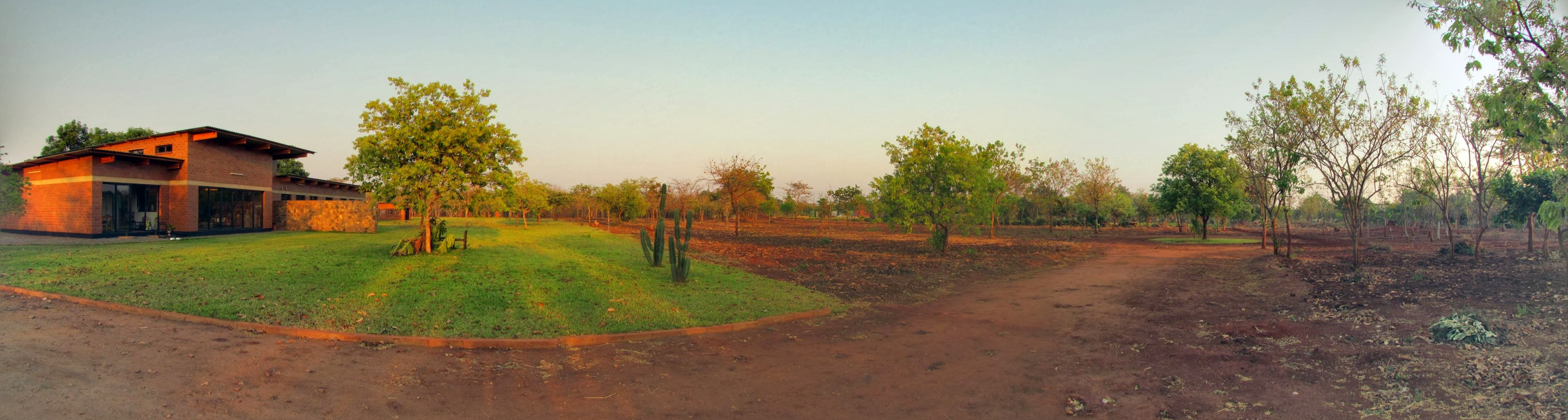 Moyofarm, a place in the warm heart of Africa