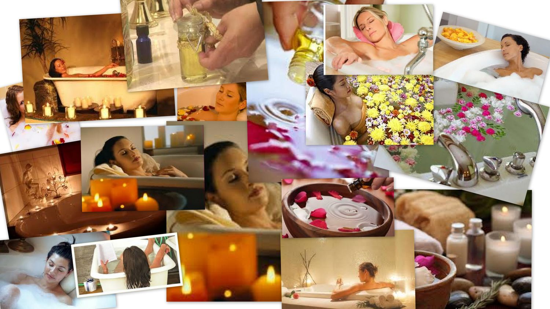 Aromatherapy Bath Oil Recipes