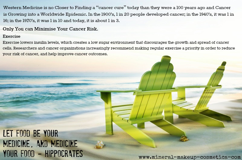 Avoid Cancer by Exercising Regularly