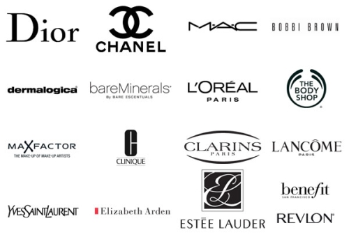 Can large cosmetic manufacturers be trusted Branding and logo design companies