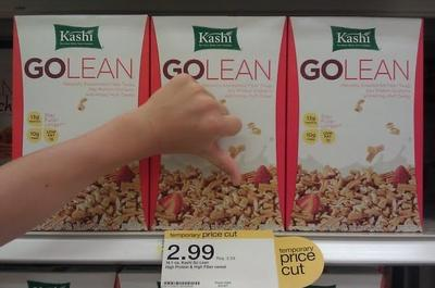 GoLean Cereal is not
