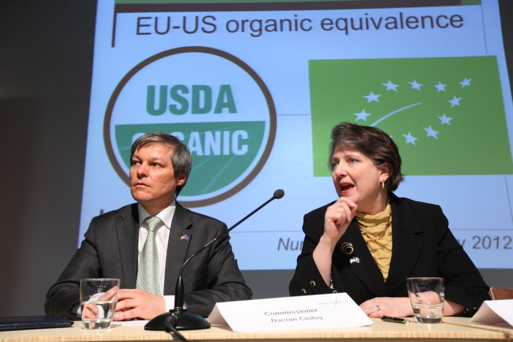 EU US Organic Equivalence or Questionable Alliances