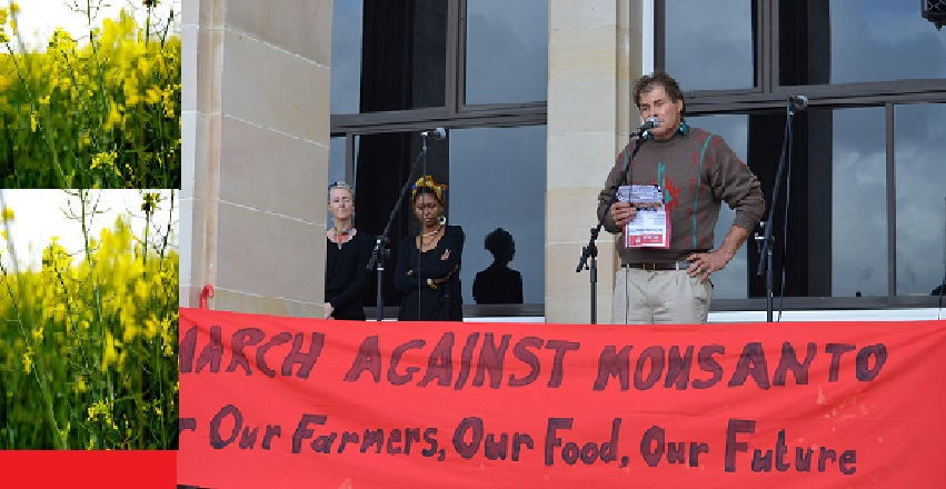 Steve Marsh - March Against Monsanto