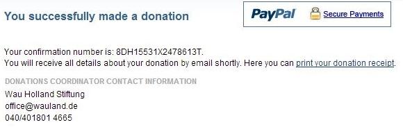 Wikileaks - TPP Release Donation