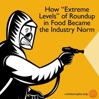 Herbicide Residuals is Highest in Cereals