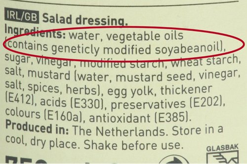 How GMO Labelling Works in Europe