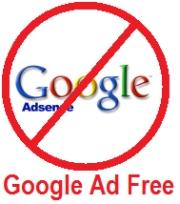 Google Ad Free