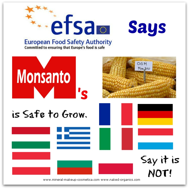Infographics - EFSA and Conflicting EU Views