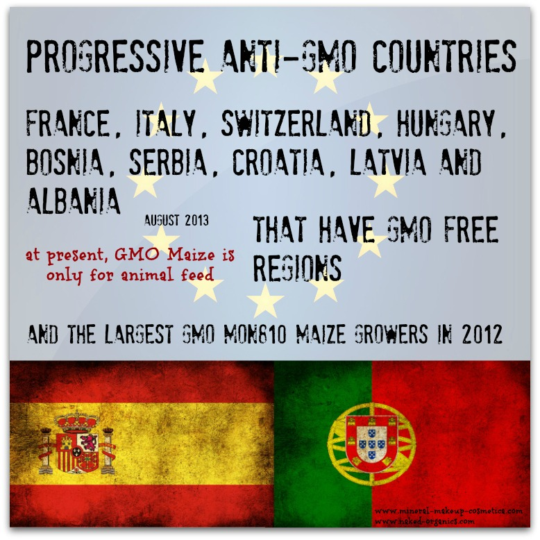 Infographics - Progressive GMO Banning in EU