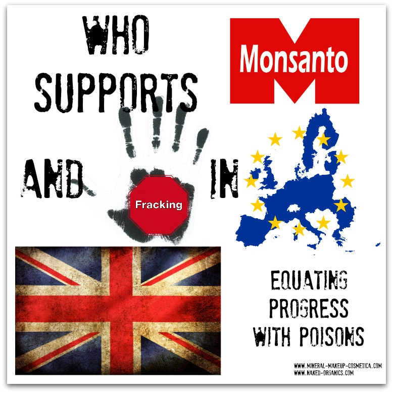 Infographics - Progress and Poisons in EU