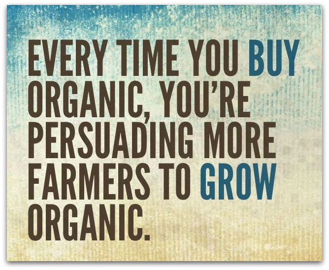 Infographic - Support Organic Farmers