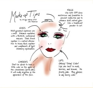 how to make your face clear up