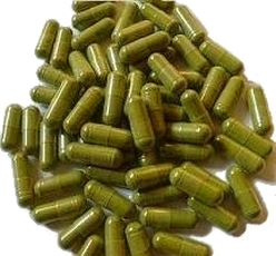 Moringa Natural Products Capsules