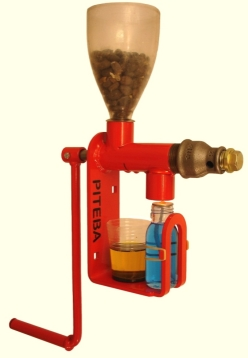 PITEBA Hand Operated Oil Extractor