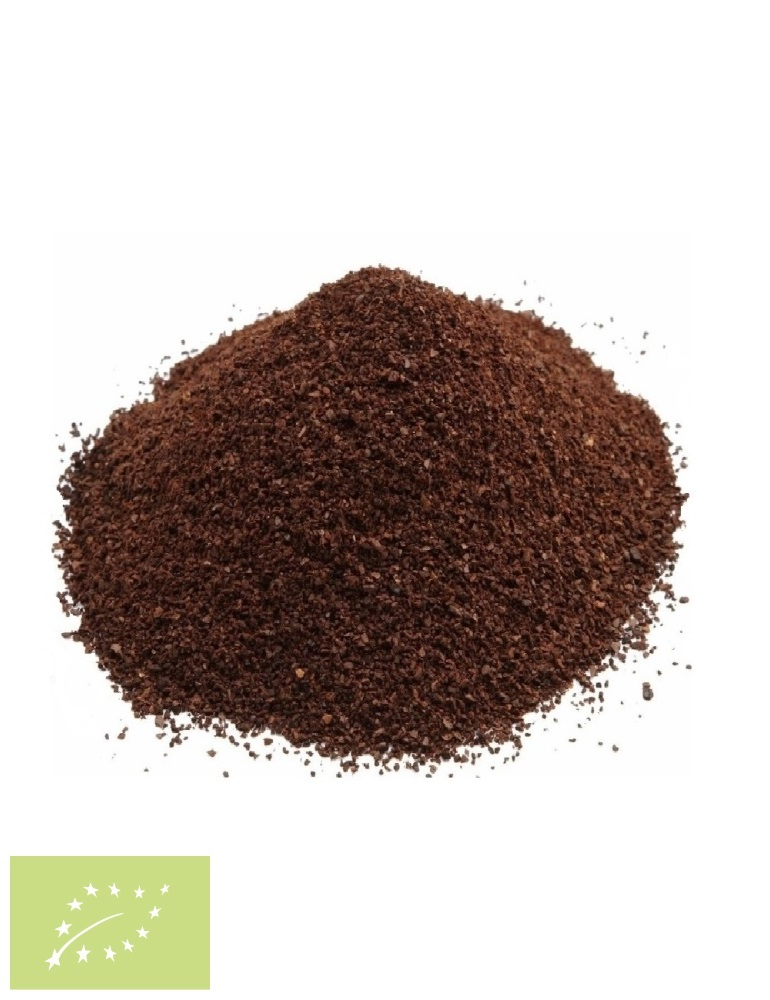 Organic, Coffee, Filter or Espresso, Ground, 100% Arabica