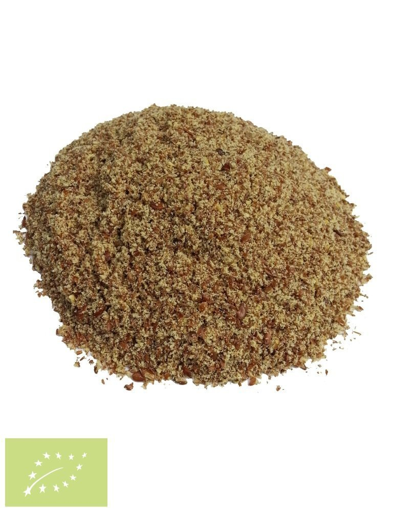 Organic, Flax Seed, Ground
