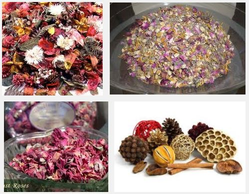 Herbal Potpourri Blends