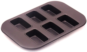 Mini Loaf Soap Mould