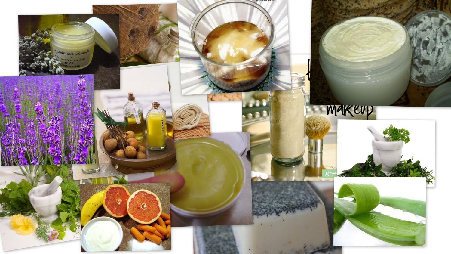 Natural Herbal Shampoo Ingredients