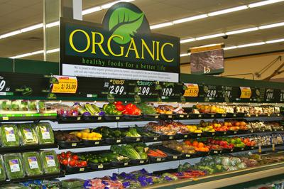 Organic Food is the Real