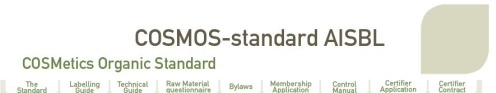 COSMOS - Cosmetics Organic Standard
