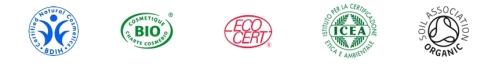 Cosmetics Organic Standard (COSMOS) Members