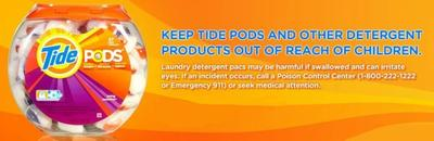Tide Laundry Detergents