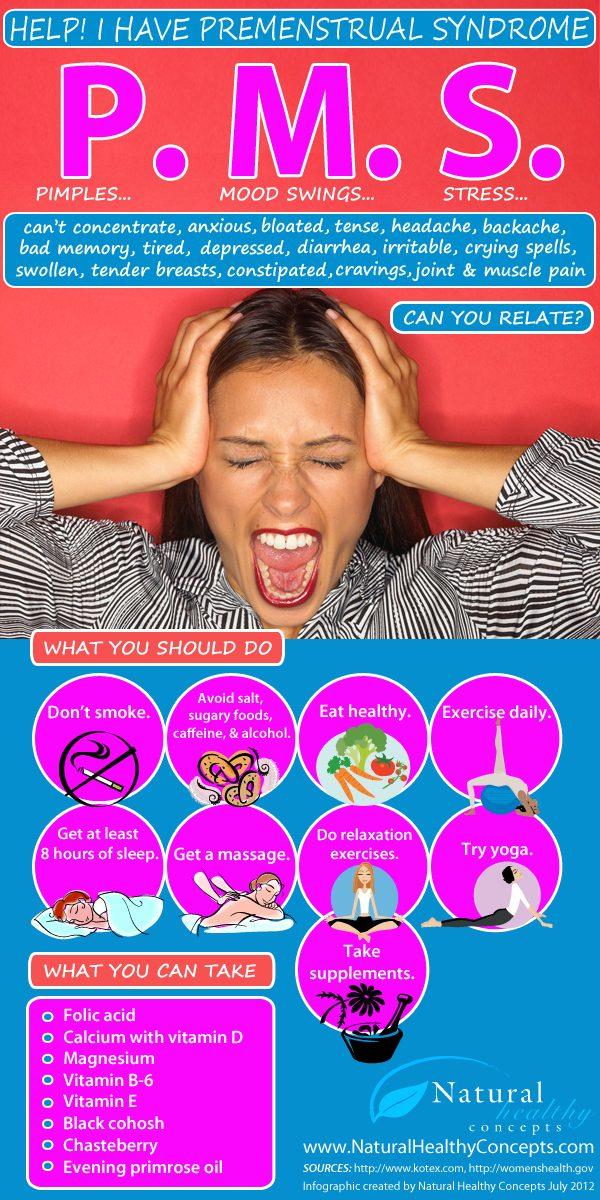 PMS Tips