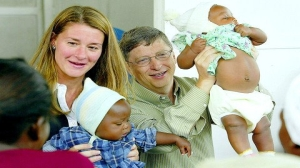 Gates Foundation in Action