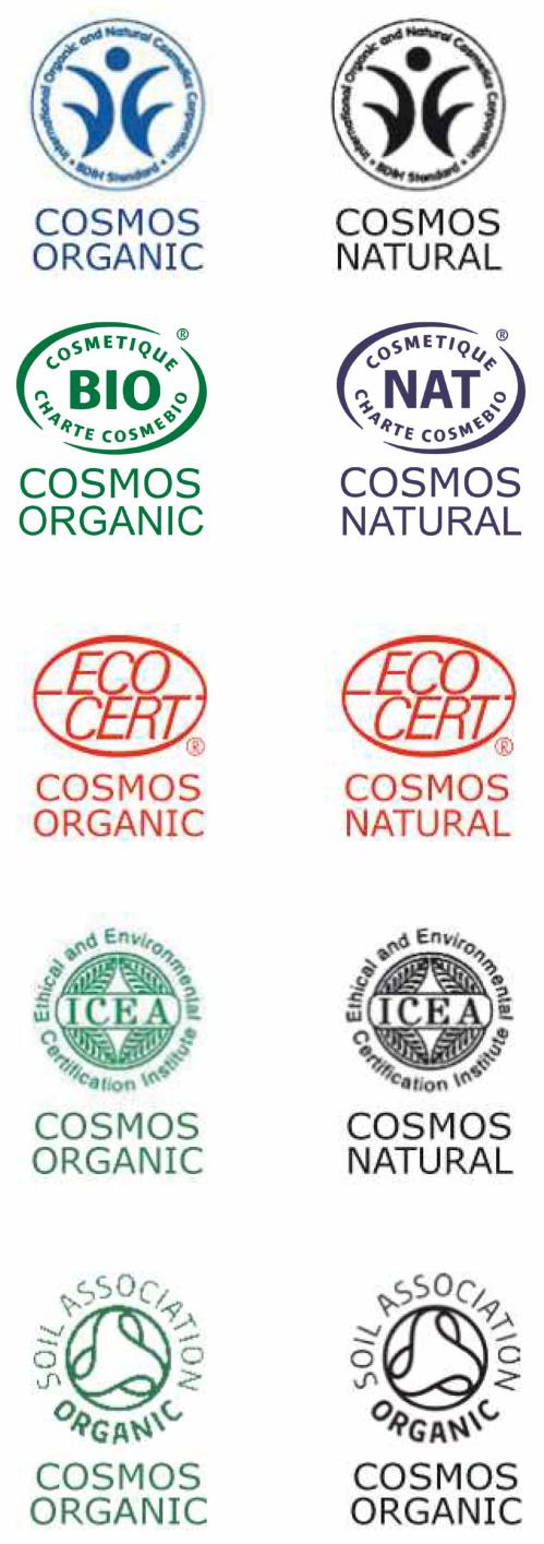 COSMOS Standard Labelling Guide Ver 2