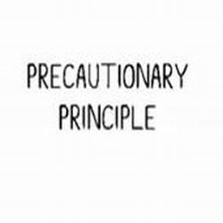 Use the precautionary principle and ban cosmetic ingredients unless proven not to be toxic