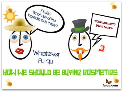 How to Buy Cosmetics