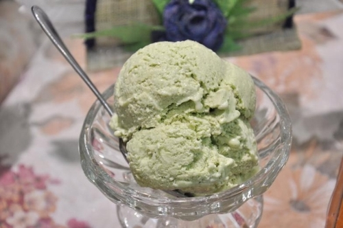 Moringa Ice Cream