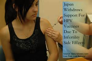 HPV-Vaccine Withdrawn by Japan