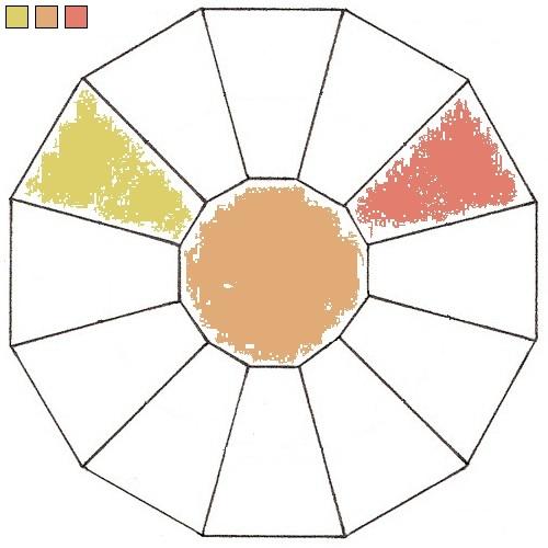 Buff Quaternary Color