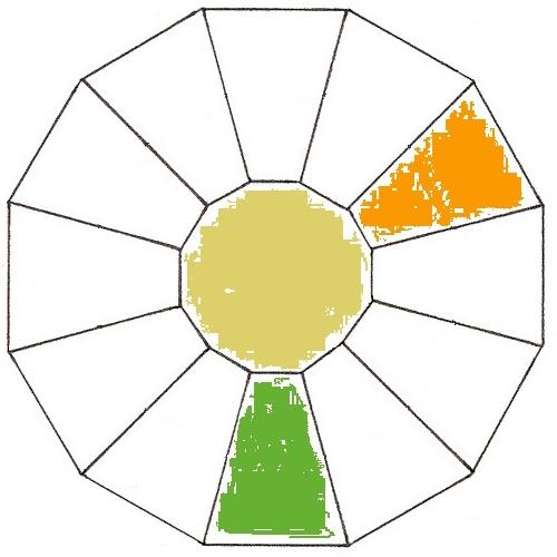 Citron Tertiary Color