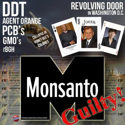 Who Works for Monsanto works for the Government too