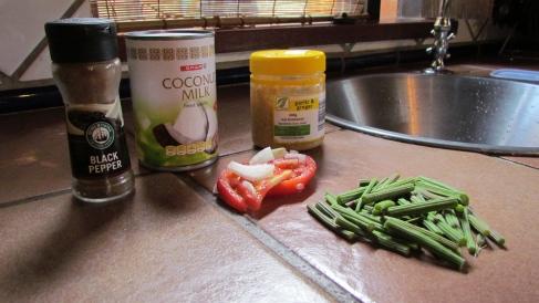 Moringa Coconut Milk Spices