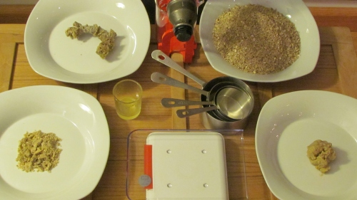 After the Expelling Process, The Moringa Seed Cake, the Moringa Oil and the Ground Seed Shells