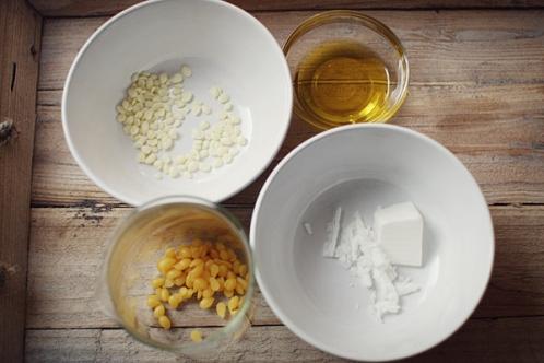 Natural Advantage Recipes Lip Balm Ingredients