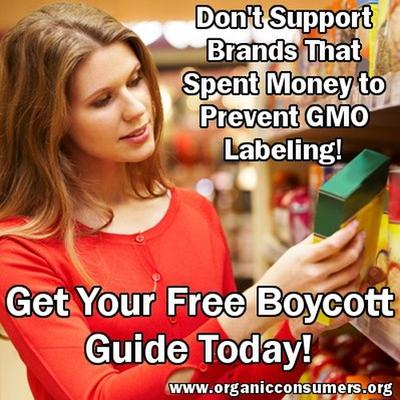 GMO Labelling Opposers